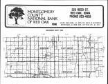 Index Map 1, Montgomery County 1983